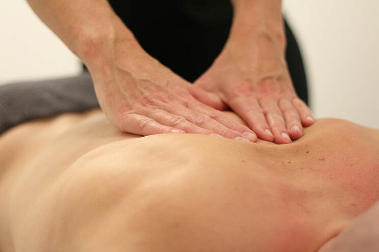 Back Massage | salt lake city massage services | J Massage