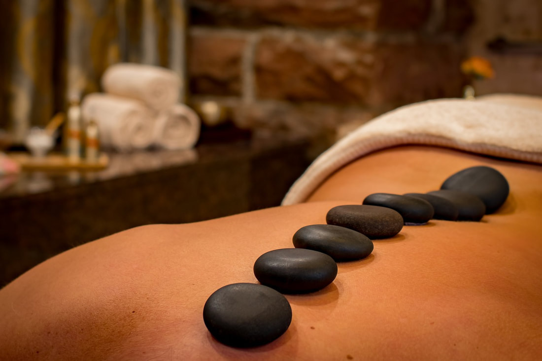 Hot Stone Massage | salt lake city massage services | J Massage