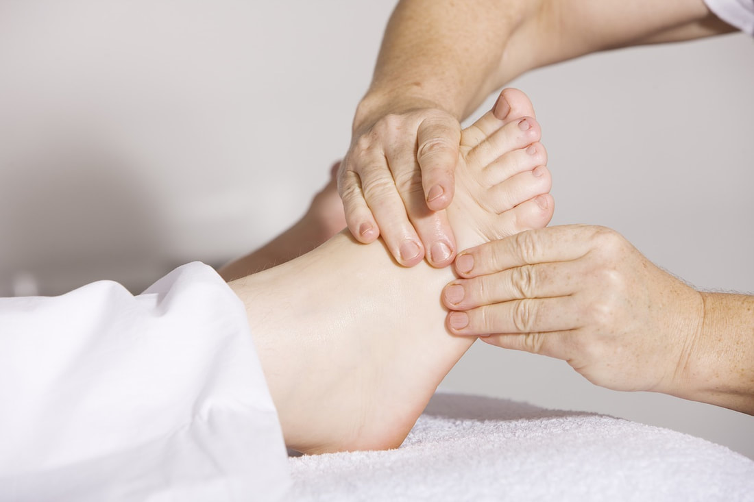 Reflexology Foot Massage | salt lake city massage services | J Massage