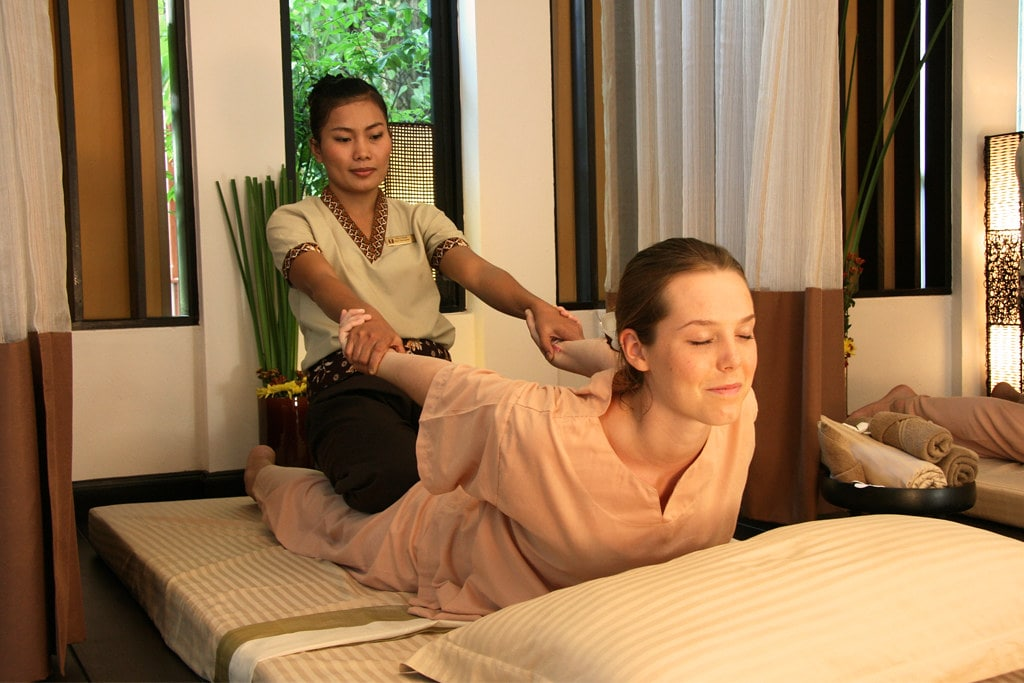 Thai massage - J Massage